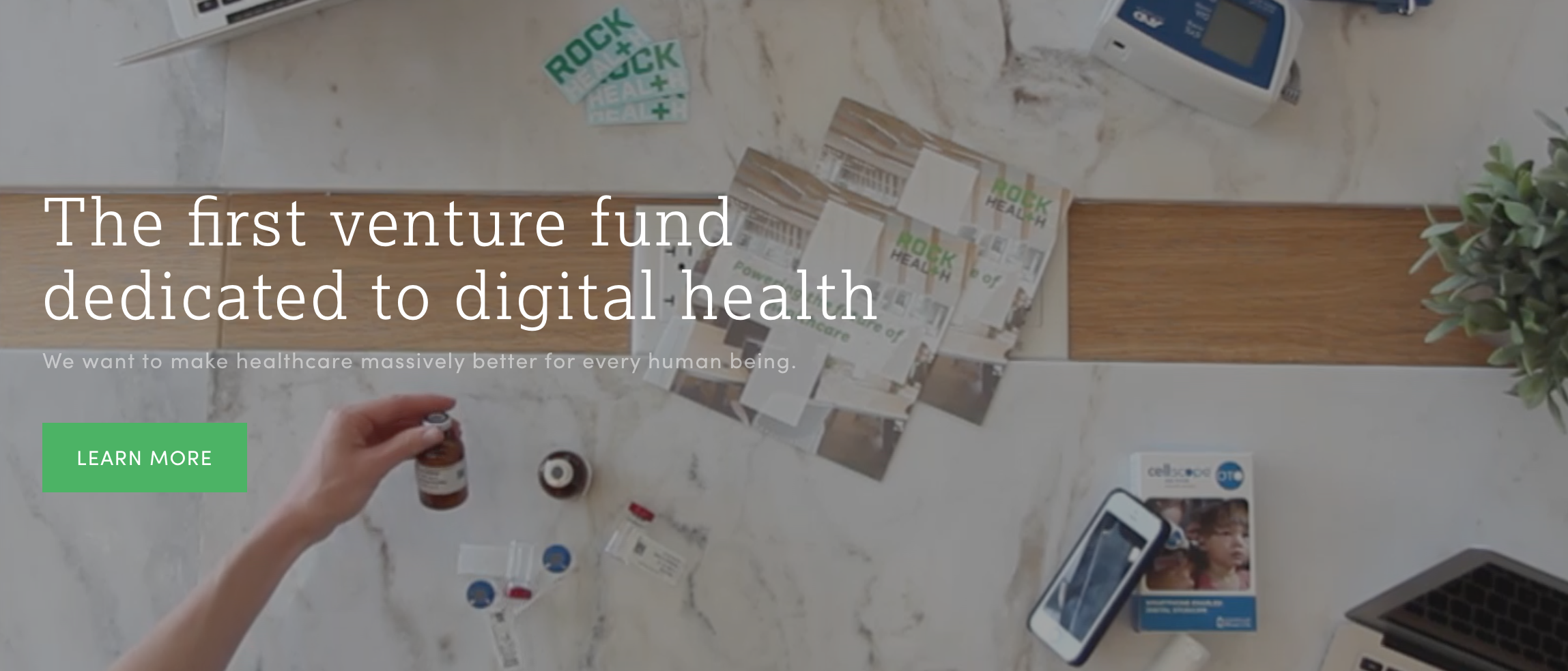 Rock Health | Funding