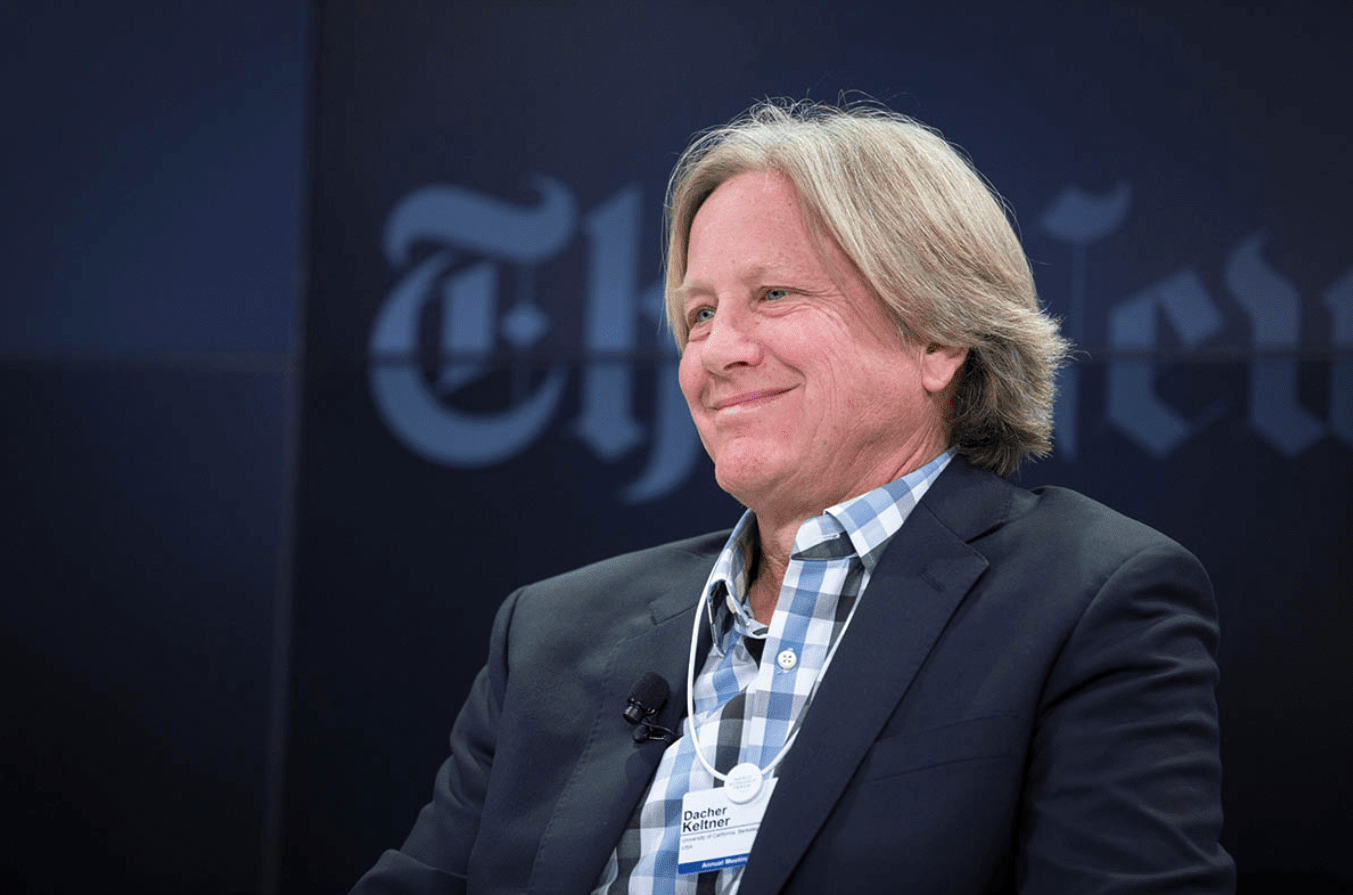 OOOM Magazine | DACHER KELTNER: PROFESSOR OPTIMIST