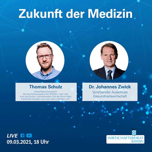 """""""Zukunft der Medizin"""" – Wirtschaftsausschuss Bayern"""